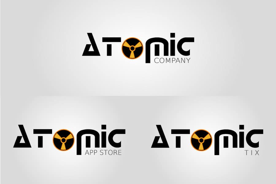 Inscrição nº 183 do Concurso para Design a Logo for The Atomic Series of Sites