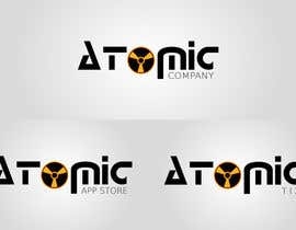 #183 for Design a Logo for The Atomic Series of Sites by sagorak47