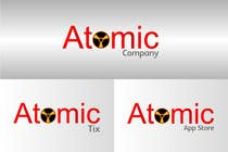 Bài tham dự #207 về Logo Design cho cuộc thi Design a Logo for The Atomic Series of Sites