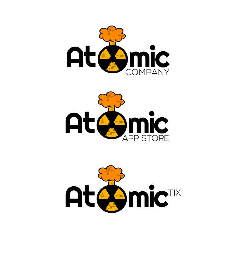 Inscrição nº 20 do Concurso para Design a Logo for The Atomic Series of Sites
