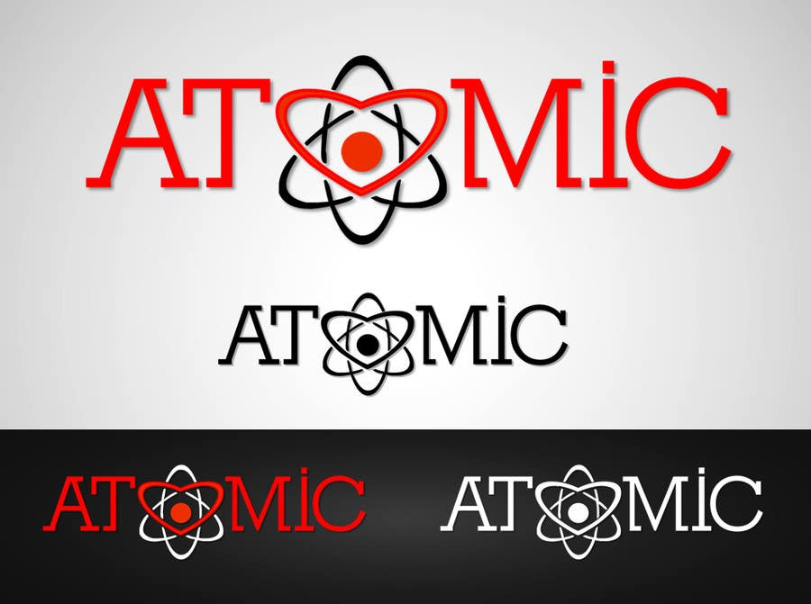 Inscrição nº 178 do Concurso para Design a Logo for The Atomic Series of Sites
