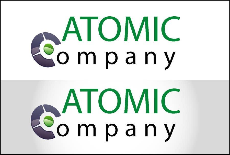 Inscrição nº 62 do Concurso para Design a Logo for The Atomic Series of Sites