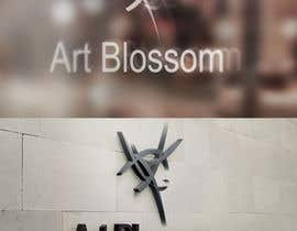 nº 357 pour Logo for Russian graphic design company Art-blossom. par hkudnsdesign