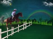 Bài tham dự #14 về Photoshop cho cuộc thi Horse jump photoshop