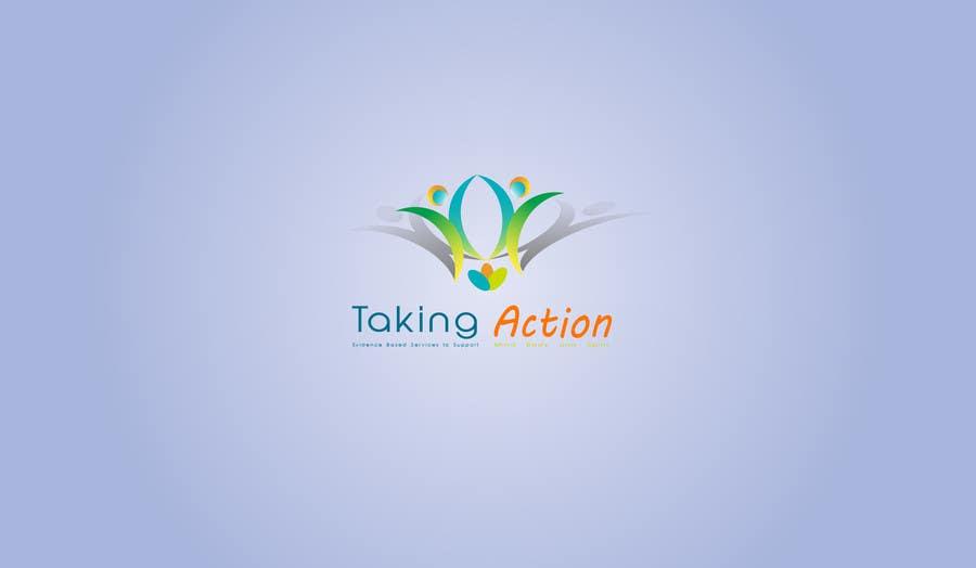 Penyertaan Peraduan #65 untuk Design a Logo for Taking