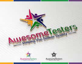 #11 for Design a Logo for Awesome Testers af AdamLancer