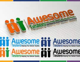 #63 for Design a Logo for Awesome Testers af AdamLancer