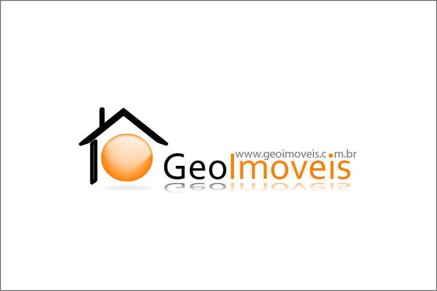 Bài tham dự cuộc thi #132 cho Logo Design for GeoImoveis