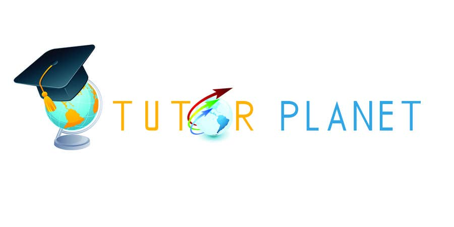"""Konkurrenceindlæg #22 for Design a Logo for a business for the word """"Tutor Planet"""""""