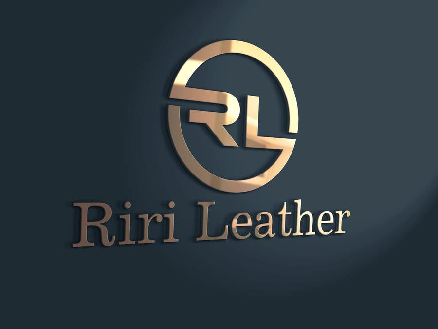 entry 75 by azhanmalik360 for riri leather logo design freelancer riri leather logo design