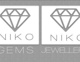 #91 for A beautiful impressive logo needed for natural untreated gemstones websites www.nikogems.com and www.nikojewelry.com af theKoolwool
