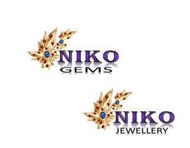#17 for A beautiful impressive logo needed for natural untreated gemstones websites www.nikogems.com and www.nikojewelry.com af jambuchatv