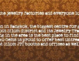 #23 for Design a Banner for Jewelry website by nishu90