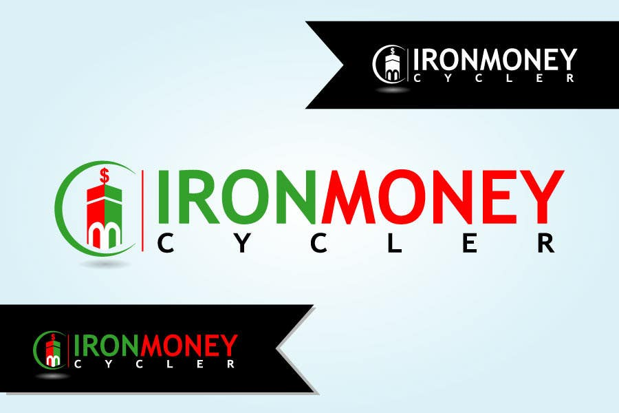 #39 for IMC - Iron Money Cycler by creativdiz