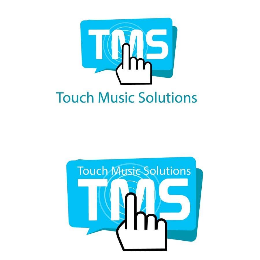 Kilpailutyö #27 kilpailussa Design a Logo for touchscreen jukebox company for website & stationary