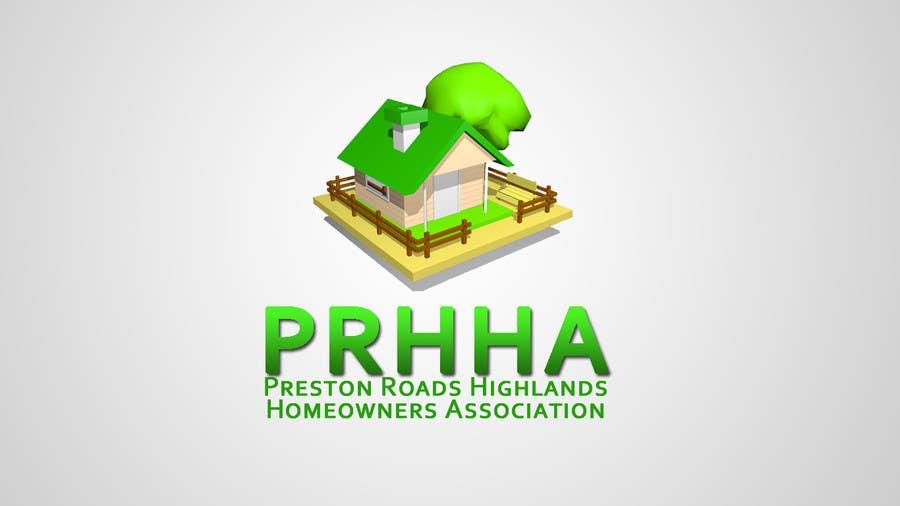Bài tham dự cuộc thi #                                        20                                      cho                                         Logo Design - Homeowners Association