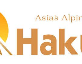 #140 for Design a Logo for Hakuba af pathik12
