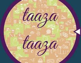 """#182 para """"taaza taaza"""" logo design de karti01"""