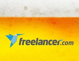 #19 cho Design a Freelancer.com Stubby Holder (Beer Koozie) bởi plesua