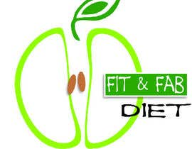 #85 for DIET LOGO design af Johnnylisbo