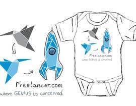 #9 for Freelancer.com Baby Clothes af Arvensis