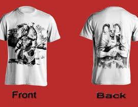 #19 dla Design a T-Shirt przez abunayempavel