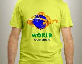 #6 for Brazilian Themes T-Shirt Design Project by mohamedhesham94