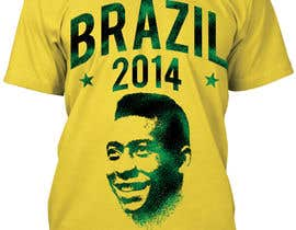 nº 15 pour Brazilian Themes T-Shirt Design Project par darwinmurillo