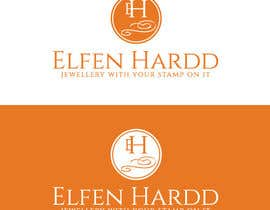 #6 for Elfen Hardd Logo - Can you make yet another jewellery business stand out from the rest? by ScottDuncan1