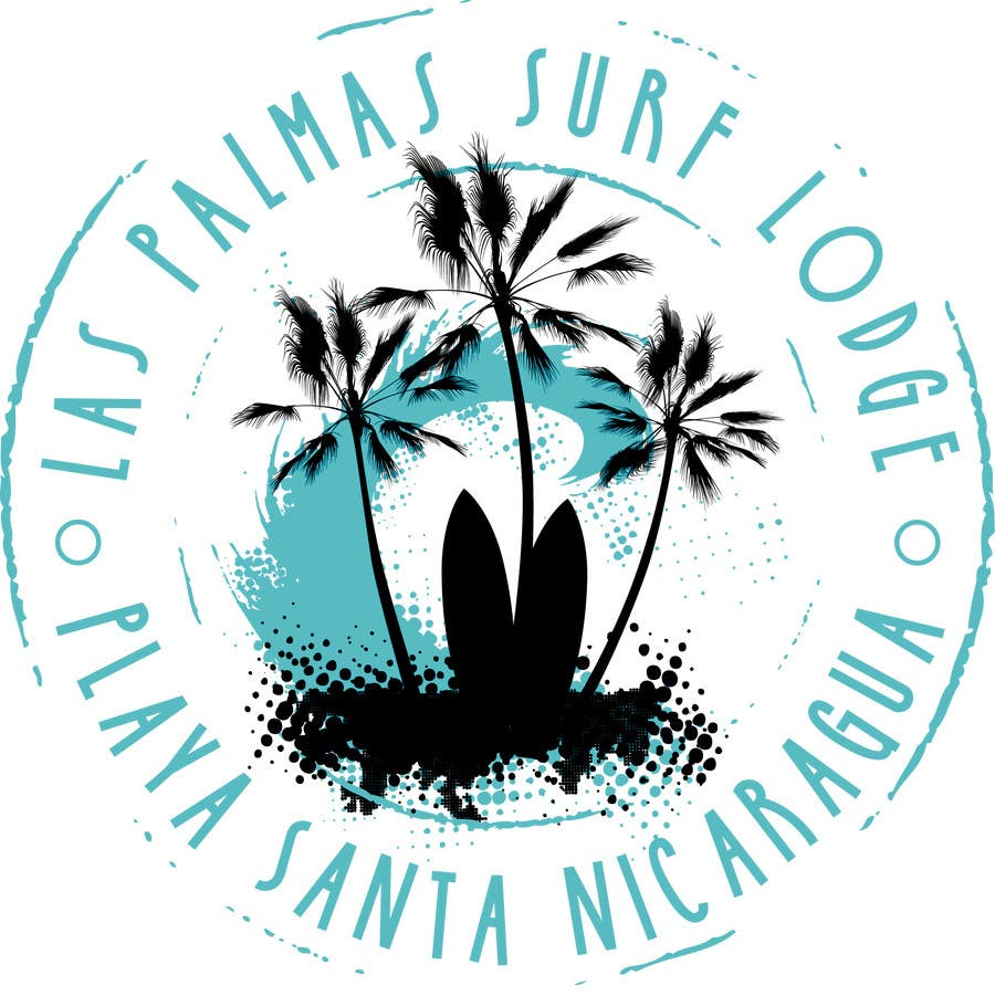 #31 for Alter some Images for our surf lodge logo by Czakogery