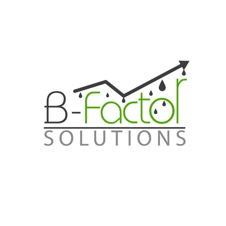Penyertaan Peraduan #55 untuk Design a Logo for BFactor