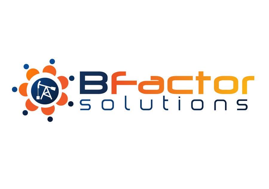 Penyertaan Peraduan #110 untuk Design a Logo for BFactor
