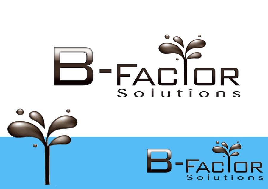 Penyertaan Peraduan #86 untuk Design a Logo for BFactor