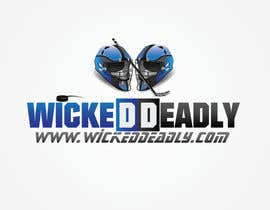 nº 15 pour Design a Logo for www.wickeddeadly.com par KiVii