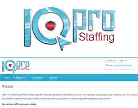 nº 16 pour Develop a Corporate Identity for IQPro Staffing par junetditsecco