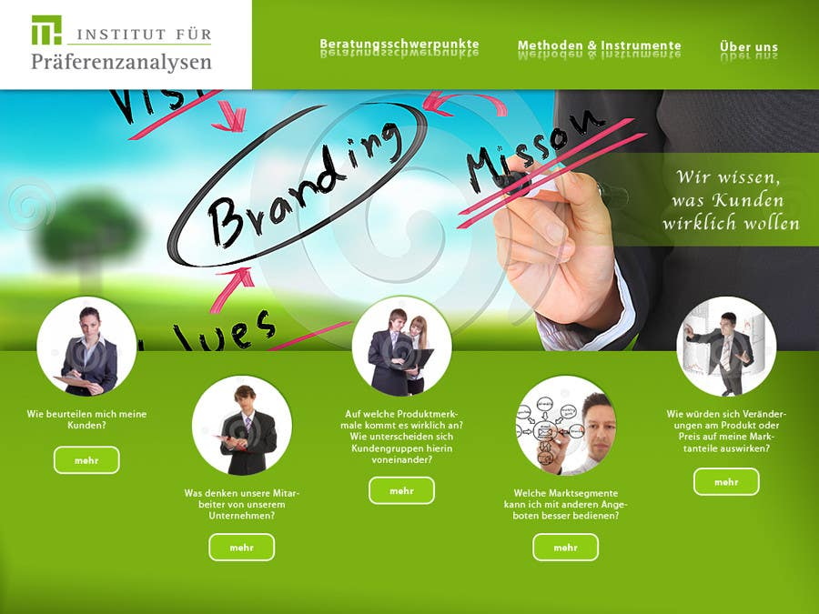 Contest Entry #                                        80                                      for                                         Website Design for small marketing consulting company