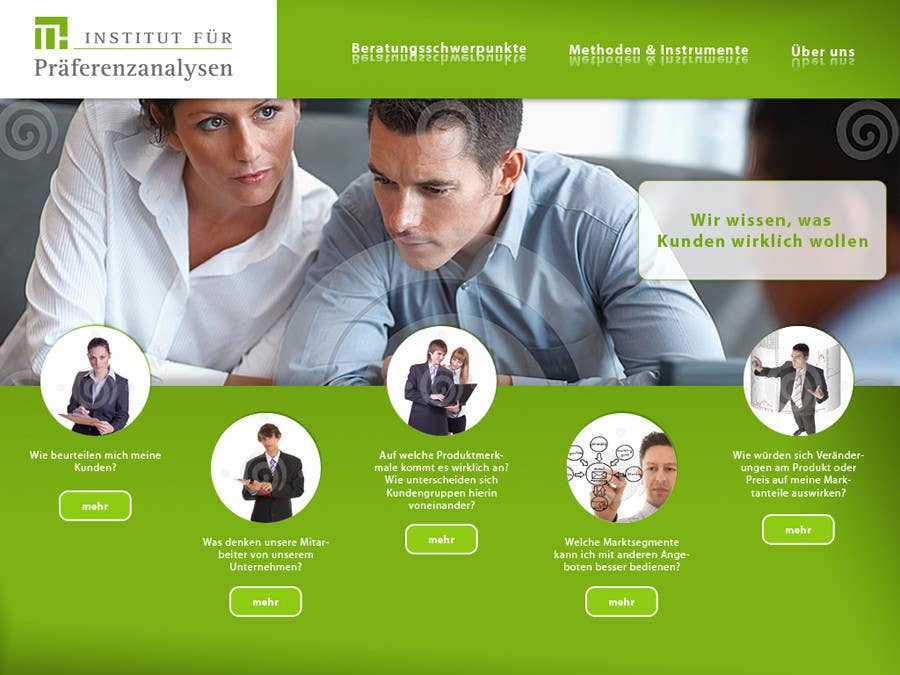 Contest Entry #                                        61                                      for                                         Website Design for small marketing consulting company