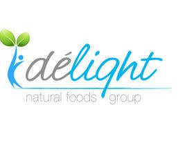 nº 7 pour Design a Logo for Delight Natural Food Group par thimsbell