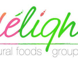 #104 for Design a Logo for Delight Natural Food Group by Emuniz001