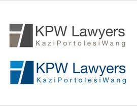 #190 for Design a Logo for Kazi Portolesi & Wang lawyers by taganherbord