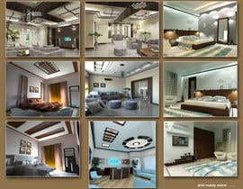#7 for Villa Interior Design af Sahir75