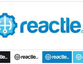 #70 para Design a Logo for Reactle.com por giriza