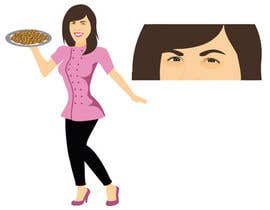 #1 for Caricature of my wife for cookies af Moon0322