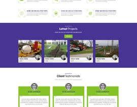 #27 für Design a Website for Underground Directional Boring company von pawanjangirjpr