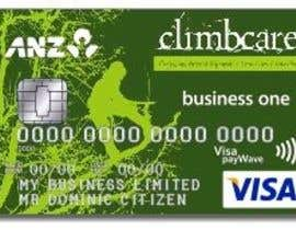 #21 for Design my company Credit Card by btungland