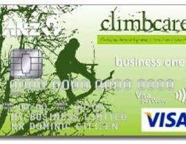 #23 for Design my company Credit Card by btungland