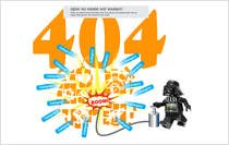 Contest Entry #15 for Design an image for a 404 page