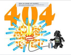 #15 for Design an image for a 404 page af mgliviu