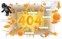 Contest Entry #3 for Design an image for a 404 page