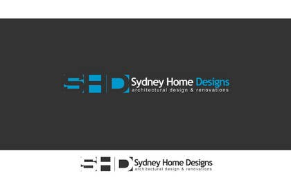 #177 para Logo Design for Sydney Home Designs por bjandres